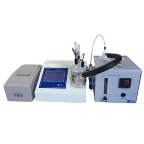 锂电池卡尔费休水分测定仪